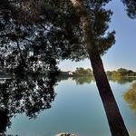 Etang de la Bonde par Charlottess - Cabrieres d'Aigues 84240 Vaucluse Provence France