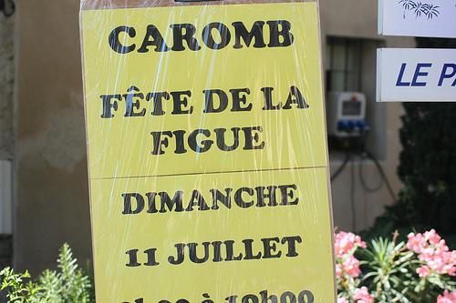 Fête de la Figue à Caromb by gab113