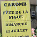 Fte de la Figue  Caromb by gab113 - Caromb 84330 Vaucluse Provence France