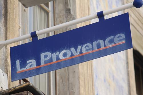 "Presse : la référence ""La Provence"" by gab113"