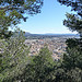 Cavaillon vu depuis la Colline Saint Jacques par Christopher Destailleurs - Cavaillon 84300 Vaucluse Provence France