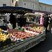 Cavaillon : couleurs du marché par fredpanassac - Cavaillon 84300 Vaucluse Provence France