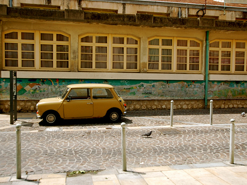 Cavaillon oldschool by bluerockpile