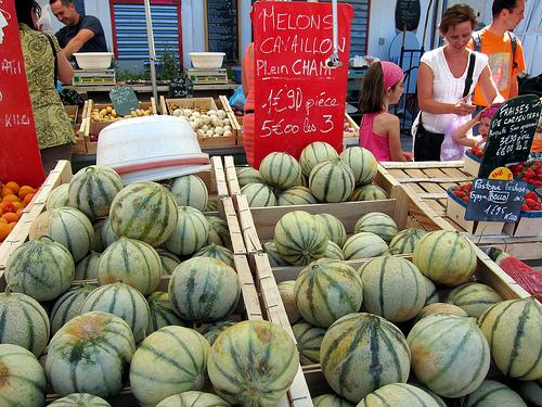 Les célèbres Melons de Cavaillon par __Olivier__