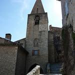 Clocher de Crestet par Sam Nimitz - Crestet 84110 Vaucluse Provence France