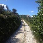Montée à VTT to Crillon par gab113 - Crillon le Brave 84410 Vaucluse Provence France