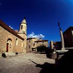 Place de l'Eglise par schoeband - Crillon le Brave 84410 Vaucluse Provence France