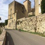 Montée de Crillon le Brave à vélo par gab113 - Crillon le Brave 84410 Vaucluse Provence France