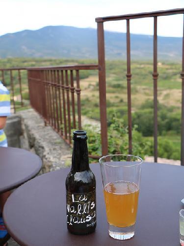 Bière La Vallis Clausa : dégustation à Crillon le Brave par gab113