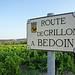 Route de Crillon le Brave à Bedoin by gab113 - Crillon le Brave 84410 Vaucluse Provence France