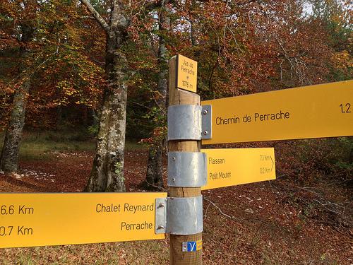 Chemin du Jas de Perrache - randonnée sur le Mont-Ventoux par gab113