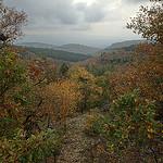 Vue depuis le Mont-ventoux en automne by gab113 - Flassan 84410 Vaucluse Provence France
