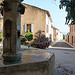 Place du village à Flassan by gab113 - Flassan 84410 Vaucluse Provence France