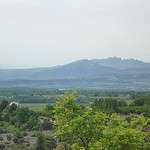 Dentelles de Montmirail by  - Flassan 84410 Vaucluse Provence France