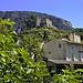 Ruine de forteresse au dessus de Fontaine de Vaucluse par christian.man12 - Fontaine de Vaucluse 84800 Vaucluse Provence France
