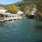 Fontaine-de-Vaucluse , La Sorgue by salva1745 - Fontaine de Vaucluse 84800 Vaucluse Provence France