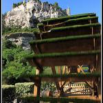 Ruines du Chateau de Pétrarque par redwolf8448 - Fontaine de Vaucluse 84800 Vaucluse Provence France