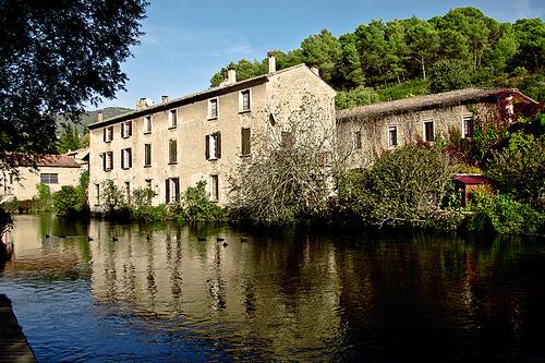 le Moulin de la Sorgue par pierre.arnoldi