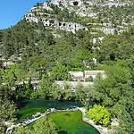 Fontaine de Vaucluse (6) by Hélène_D - Fontaine de Vaucluse 84800 Vaucluse Provence France