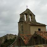 Clocher de Gigondas par Vaxjo - Gigondas 84190 Vaucluse Provence France
