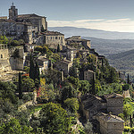 La cascade de maisons à Gordes by feelnoxx - Gordes 84220 Vaucluse Provence France