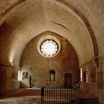 Intérieur de l'Abbaye de Sénanque - Dormitorium par schoeband - Gordes 84220 Vaucluse Provence France