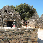 Cabanes gauloises - Village des Bories par paula moya - Gordes 84220 Vaucluse Provence France