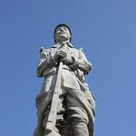 Monument aux morts de Gordes par Cilions - Gordes 84220 Vaucluse Provence France