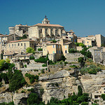 Plein soleil sur Gordes par Aschaf - Gordes 84220 Vaucluse Provence France