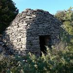 Borie en provence par jackie bernelas - Gordes 84220 Vaucluse Provence France