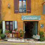 Gift Shop &quot;Cramique&quot; Provence, France by  - Gordes 84220 Vaucluse Provence France