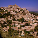Gordes villages of the Luberon by  - Gordes 84220 Vaucluse Provence France