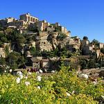 Et un jour une femme... by Boccalupo - Gordes 84220 Vaucluse Provence France