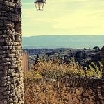 Vue de Gordes by L_a_mer - Gordes 84220 Vaucluse Provence France