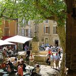 Jolie place à Gordes par myvalleylil1 - Gordes 84220 Vaucluse Provence France