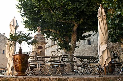 En terrasse by Asymkov