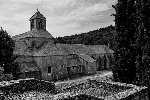 Abbaye de Sénanque par christoph_zeun