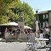Place du village de Gordes par Massimo Battesini - Gordes 84220 Vaucluse Provence France