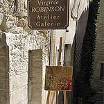 Atelier Galerie d'artiste - Gordes par Massimo Battesini - Gordes 84220 Vaucluse Provence France