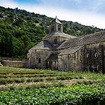 Abbaye Notre-Dame de Sénanque par Viggo001 - Gordes 84220 Vaucluse Provence France