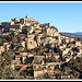 La montagne de maisons par C.R. Courson - Gordes 84220 Vaucluse Provence France