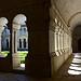 Le cloître de l'Abbaye de Sénanque par Titi92. - Gordes 84220 Vaucluse Provence France