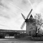 Le moulin de Goult par Olivier Ménart (sur une autre planète) - Goult 84220 Vaucluse Provence France