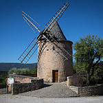 Le moulin de Jérusalem à Goult by Jeremy Vickers Photography - Goult 84220 Vaucluse Provence France