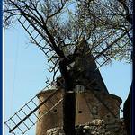 Luberon - moulin de Goult par Rhansenne.photos - Goult 84220 Vaucluse Provence France