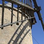 Provence - le moulin de Goult par Massimo Battesini - Goult 84220 Vaucluse Provence France