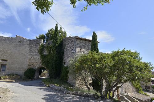 Provence - Goult by Massimo Battesini