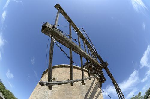 Moulin de Goult par Massimo Battesini