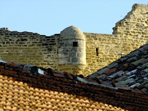 échauguette à Grillon - Vaucluse par Vaxjo