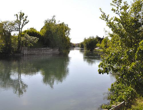La Sorgue - L'Isle-sur-la-Sorgue par milka rabasa